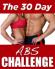 Arnel Ricafranca & Jesse Vince-Cruz - The 30 Day Abs Challenge grafismos
