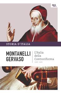 L'Italia della controriforma - 1492-1600 Libro Cover