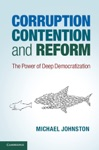 Corruption Contention And Reform