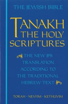 JPS TANAKH: The Holy Scriptures (blue)