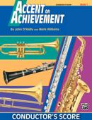 Accent on Achievement: Conductor's Score, Book 1