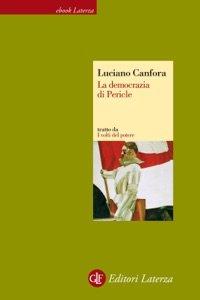 La democrazia di Pericle Book Cover