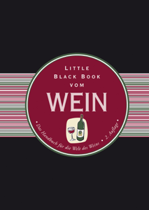 Little Black Book vom Wein Libro Cover