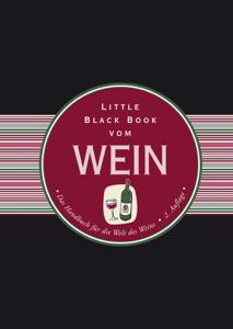 Little Black Book vom Wein Libro Cover