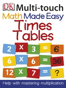 DK Math Made Easy Times Tables