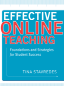 Effective Online Teaching