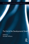 The End Of The Developmental State