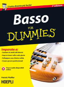 Basso for Dummies Libro Cover
