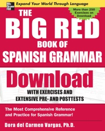 The Big Red Book Of Spanish Grammar