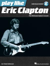 Play like Eric Clapton