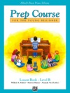 Alfreds Basic Piano Prep Course Lesson B