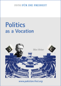 Politics as a Vocation