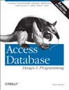 Access Database Design  Programming