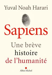 Sapiens - Edition spéciale La couverture du livre martien