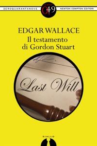 Il testamento di Gordon Stuart Book Cover