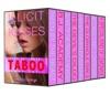 Illicit Kisses: The ULTIMATE Taboo Box Set