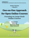 One-on-One Approach For Open Online Courses