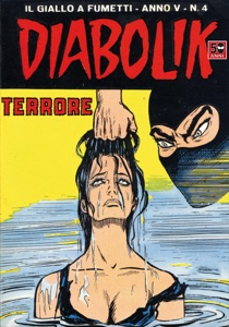DIABOLIK (54) Book Cover