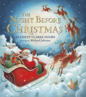 Clement C Y Moore - The Night Before Christmas artwork