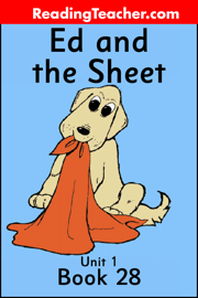 Ed and the Sheet book