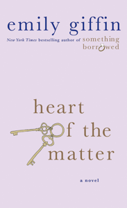Heart of the Matter Book Cover