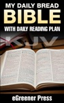 My Daily Bread KJV Bible With Daily Reading Plan