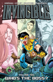 Invincible, Vol. 10: Who's the Boss? Book Cover