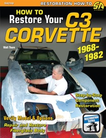 How To Restore Your Corvette 1968 1982