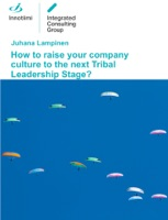 How to Raise Your Company Culture to the Next Tribal Leadership Stage?