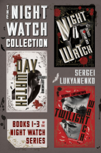The Night Watch Collection Book Cover