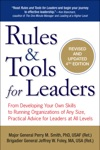 Rules  Tools For Leaders