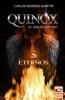Quinox, el angel oscuro 3: Eternos
