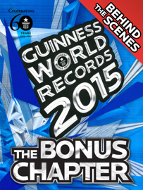Guinness World Records 2015 Bonus Chapter book