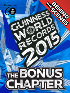 Guinness World Records 2015 Bonus Chapter Book Review