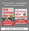 The Toyota Way - Management Principles And Fieldbook EBOOK BUNDLE