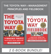 Download and Read Online The Toyota Way - Management Principles and Fieldbook (EBOOK BUNDLE)