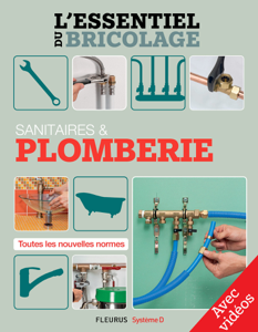 Sanitaires & Plomberie - Avec vidéos Couverture de livre