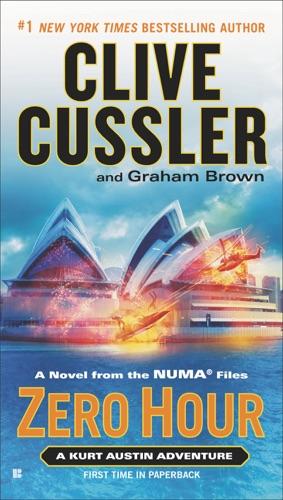 Clive Cussler & Graham Brown - Zero Hour
