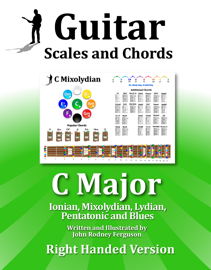 Guitar Scales and Chords - C Major