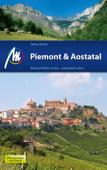 Piemont & Aostatal Reiseführer Michael Müller Verlag