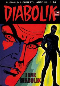 DIABOLIK (178) Libro Cover