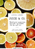 Louisa Lorang - Juice & co. artwork