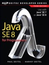 Java SE8 For Programmers 3e