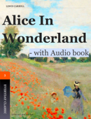 Alice in Wonderland - With Audio book Book Cover