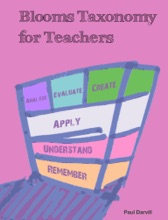 Blooms Taxonomy for Teachers