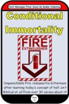 Conditional Immortality Text Messages From Jesus Book 21