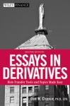 Essays In Derivatives