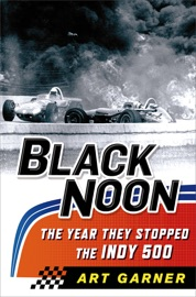 Black Noon The Year They Stopped The Indy 500