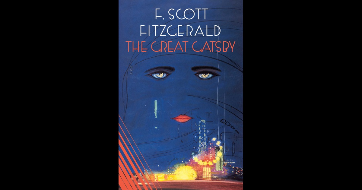 the depiction of the american dream in f scott fitzgeralds novel the great gatsby Great gatsby with its depiction of the jazz age marks the highest point of f scott fitzgeralds artistic achievement t s eliot once concluded that it was the first step.
