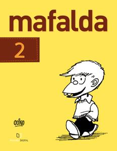 Mafalda 02 (Español) Book Cover